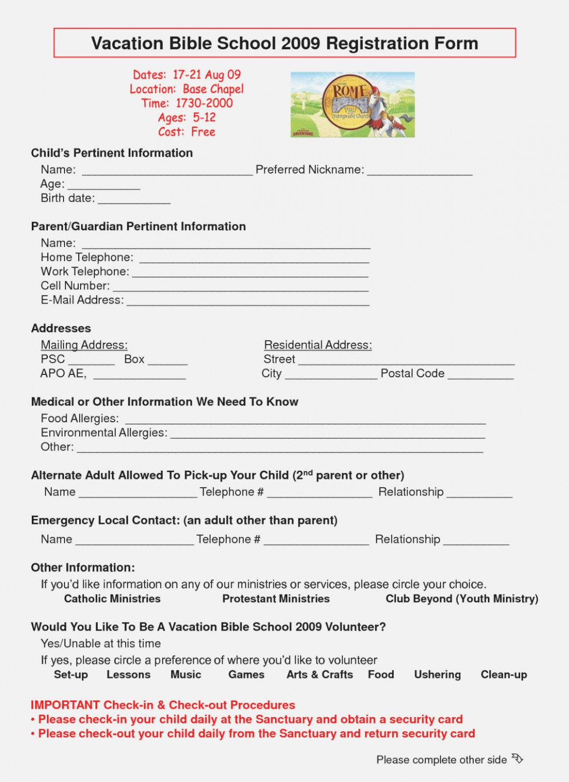 Volunteer Application form Template Fresh 11 Clarifications Volunteer Application