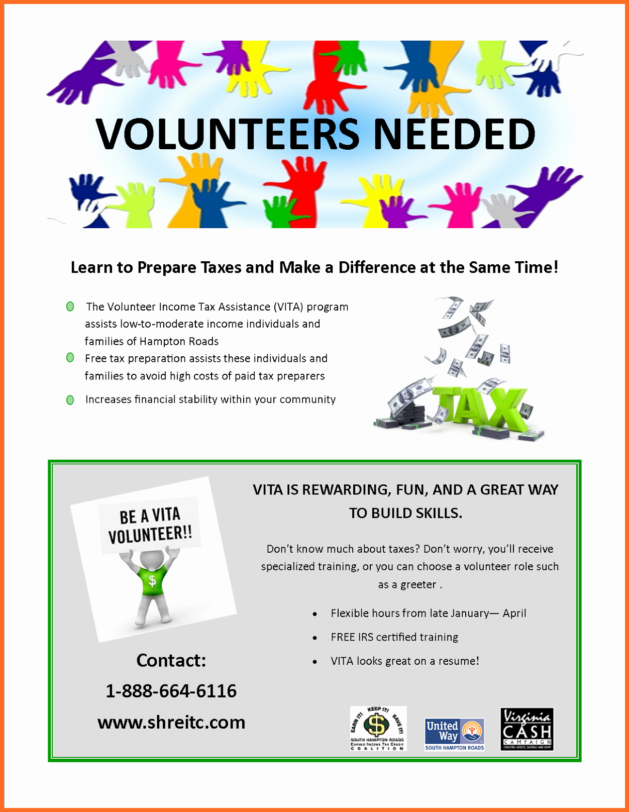 Volunteer Flyer Template Free Best Of Volunteer Flyer Template Templates Data
