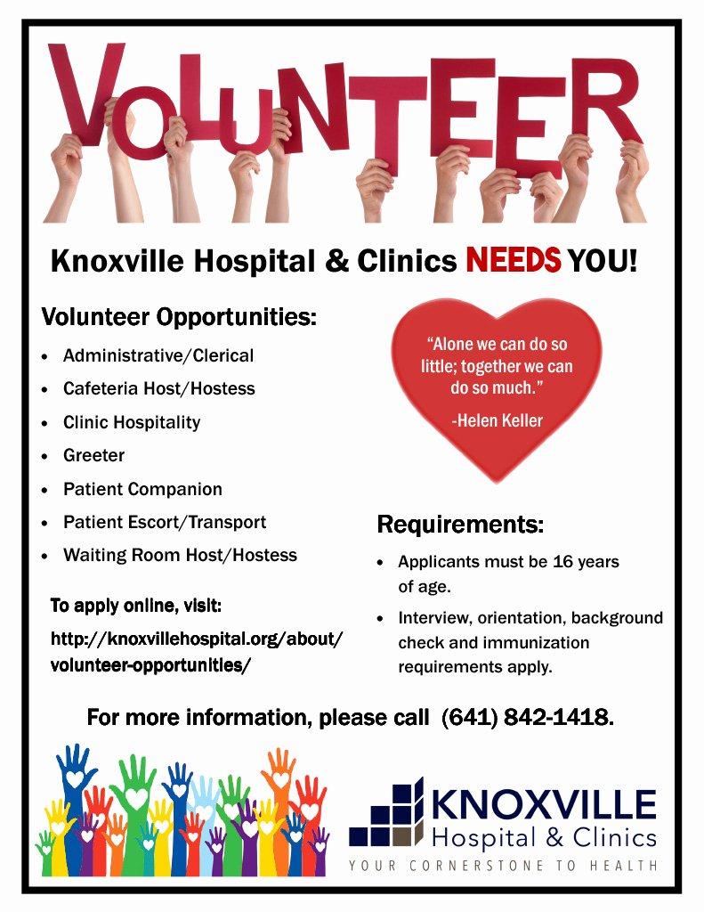 Volunteer Flyer Template Free Luxury Hospice Volunteer Recruitment Flyer Templates to