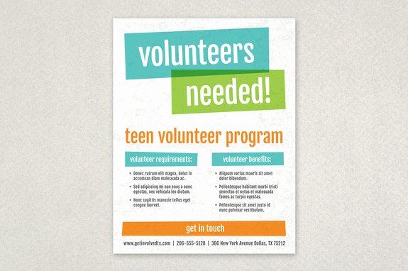 Volunteer Flyer Template Free New Volunteers Needed Flyer Template Yourweek 64c5fdeca25e