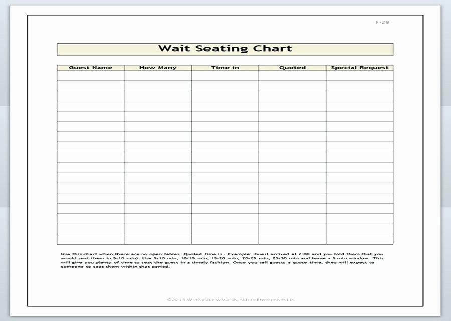 Waiting List Template Excel Fresh Waiting List Template – Clairhelen
