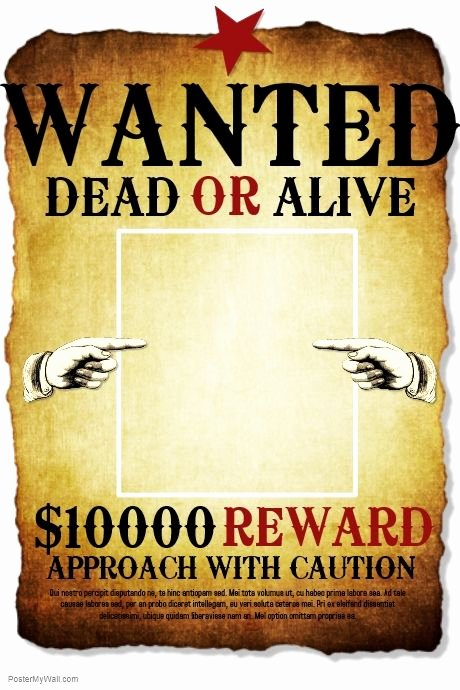 Wanted Poster Template Free Inspirational Best 25 Line Flyer Maker Ideas On Pinterest