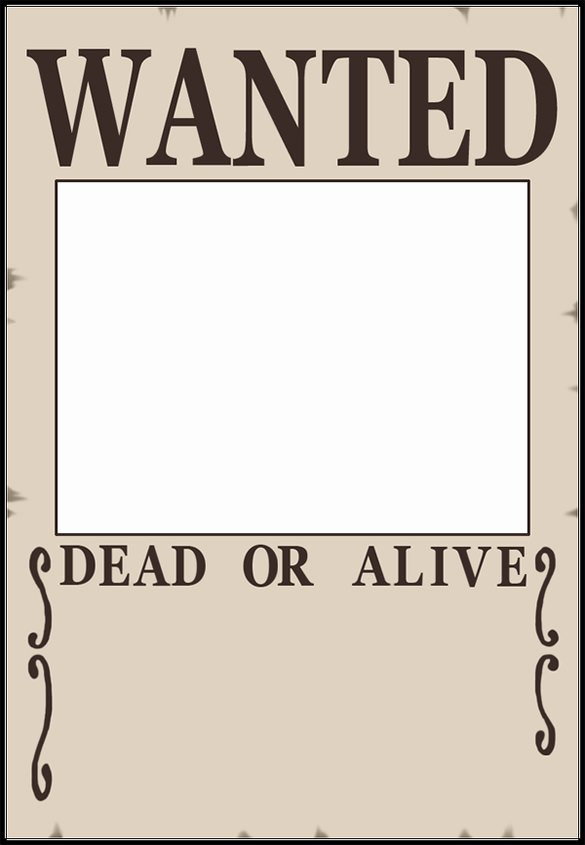 Wanted Poster Template Free Luxury 11 Blank Wanted Posters Free Printable Word Pdf Psd