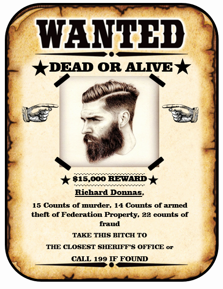 Wanted Poster Template Free Luxury 13 Free Wanted Poster Templates Printable Docs