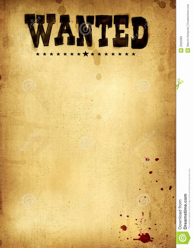 Wanted Poster Template Free Unique 17 Best Images About Bulletin Boards On Pinterest