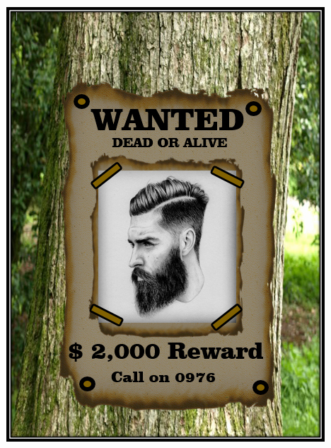Wanted Poster Word Template Fresh 13 Free Wanted Poster Templates Printable Docs