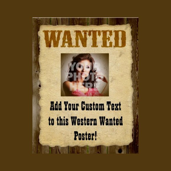 Wanted Poster Word Template Luxury 20 Free Wanted Poster Templates to Download