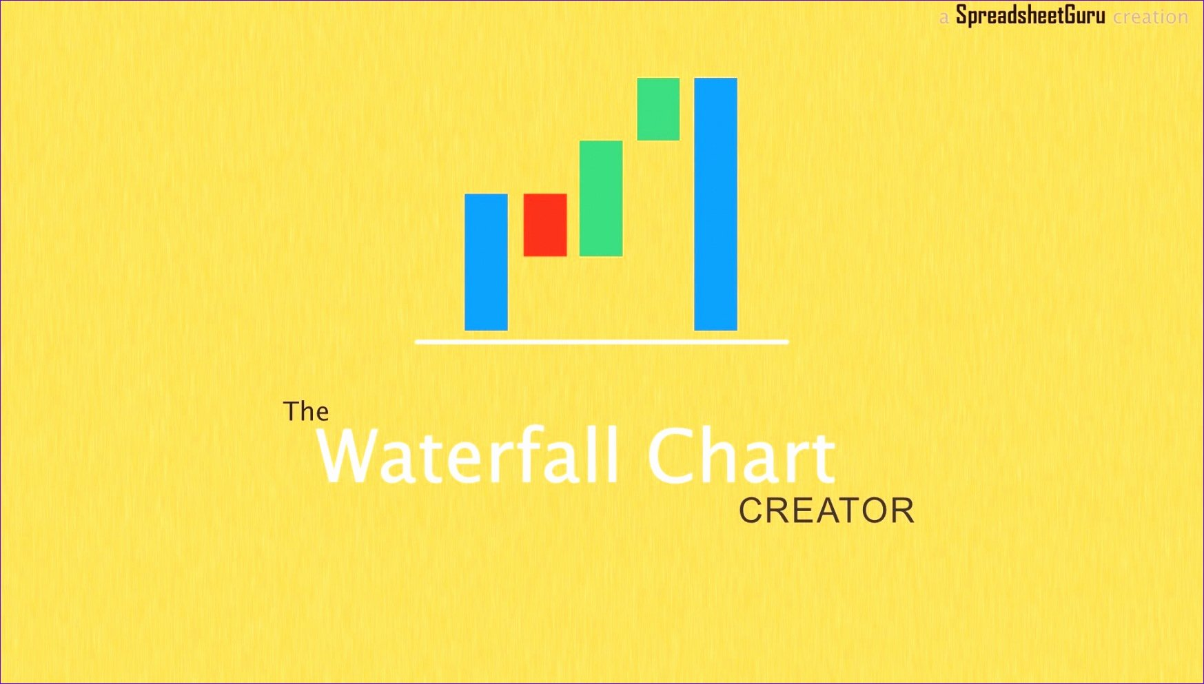 Waterfall Chart Excel Template Inspirational 7 Waterfall Diagram Excel Template Exceltemplates