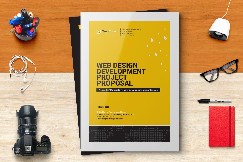 Web Development Proposal Template Best Of Web Proposal