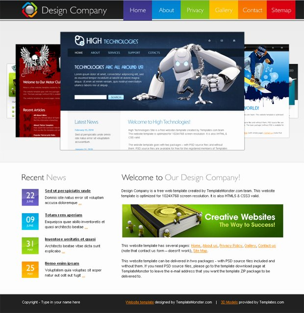 Web Page Template Word Lovely Web Page Layout Tips…