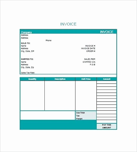 Website Design Invoice Template Best Of Website Design Invoice Pdf Freelancer Invoice Template 13