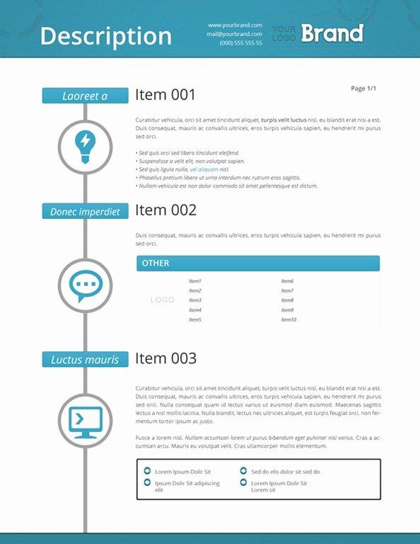 Website Design Quotation Template Inspirational Modern Job Description Template Templates Data