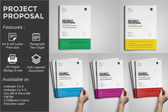 Website Proposal Template Word Fresh 31 Proposal Templates Doc Pdf