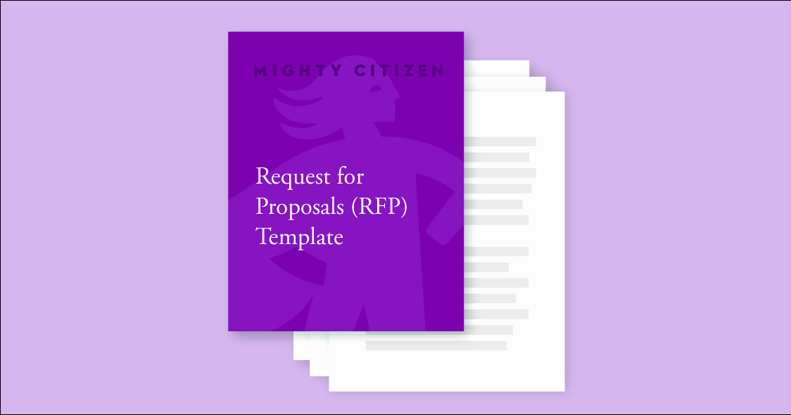 Website Redesign Proposal Template Beautiful Request for Proposals Rfp Template