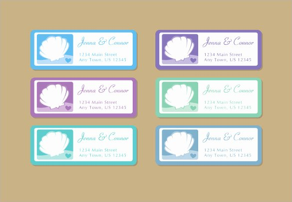 Wedding Address Label Template Best Of 20 Wedding Labels Templates