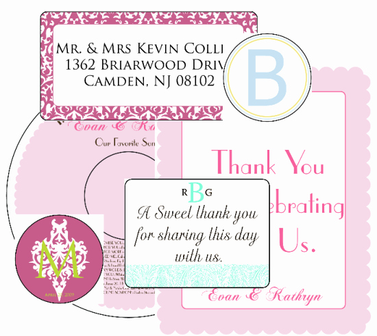 Wedding Address Label Template Best Of Wedding Labels for Free In Fillable Pdf
