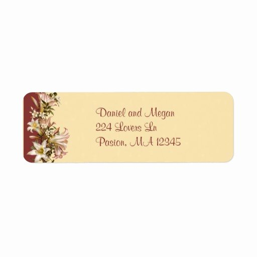 Wedding Address Labels Template New Looking for Answers About Avery Wedding Elegant Swirls Tag