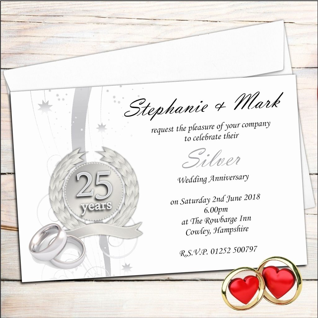Wedding Anniversary Invitation Template Awesome Invitation Templates Wedding Anniversary New Business