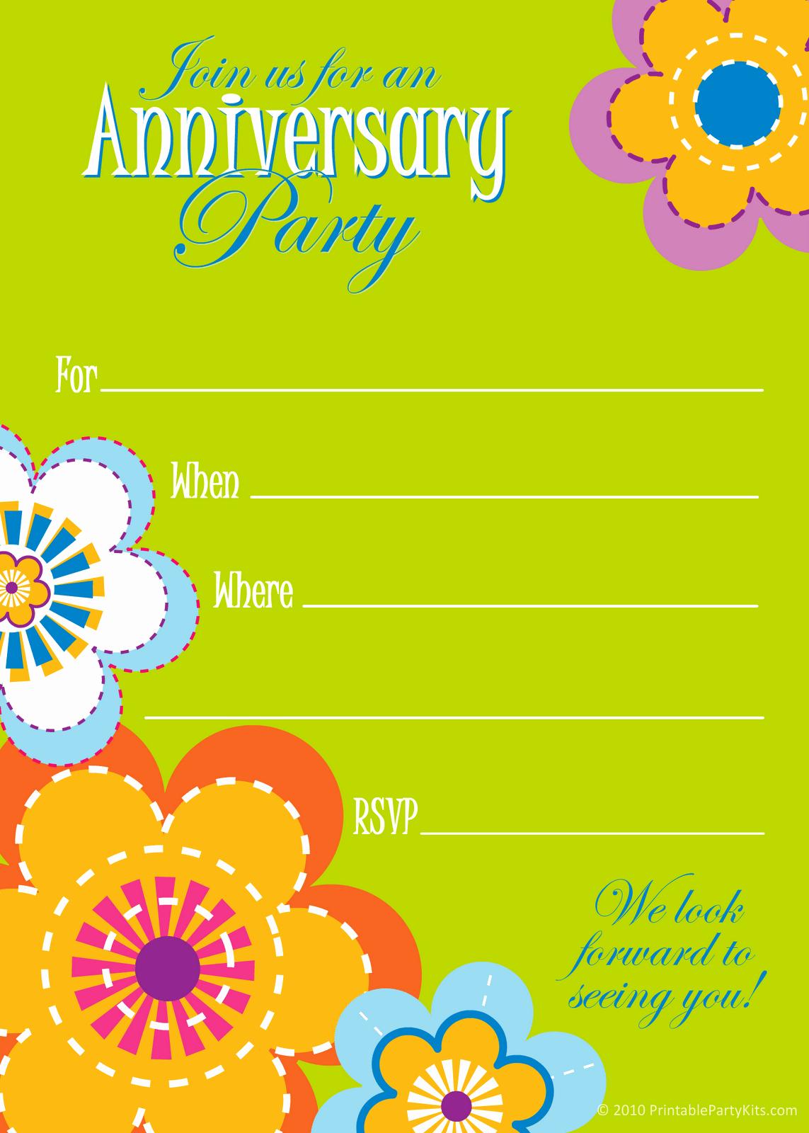 Wedding Anniversary Invitation Template Fresh Wedding Anniversary Invitation Template Free