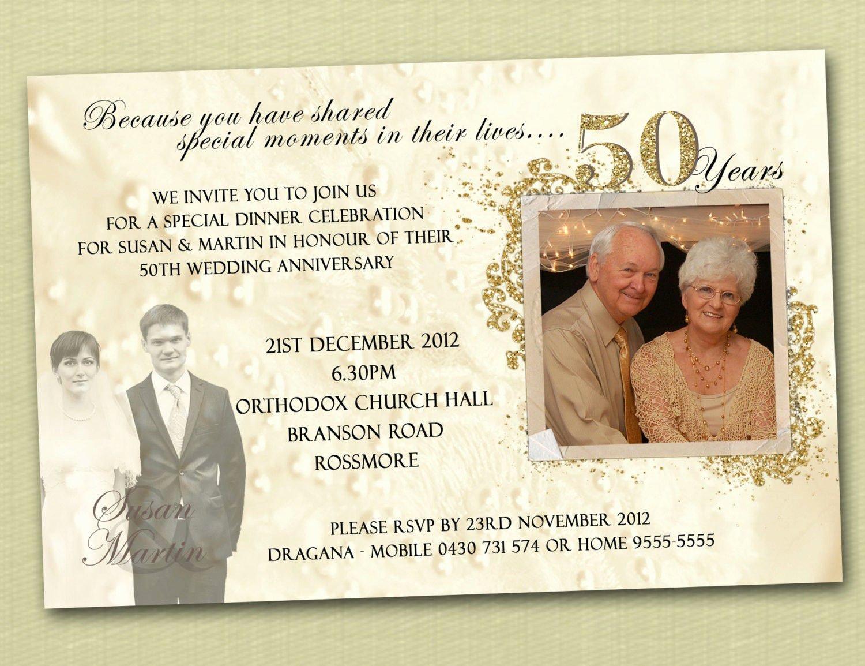 Wedding Anniversary Invitation Template Lovely Anniversary Invitations Ideas 25th Anniversary