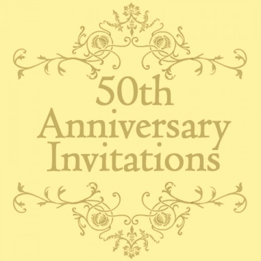 Wedding Anniversary Invite Template Lovely Free 50th Wedding Anniversary Invitations Templates