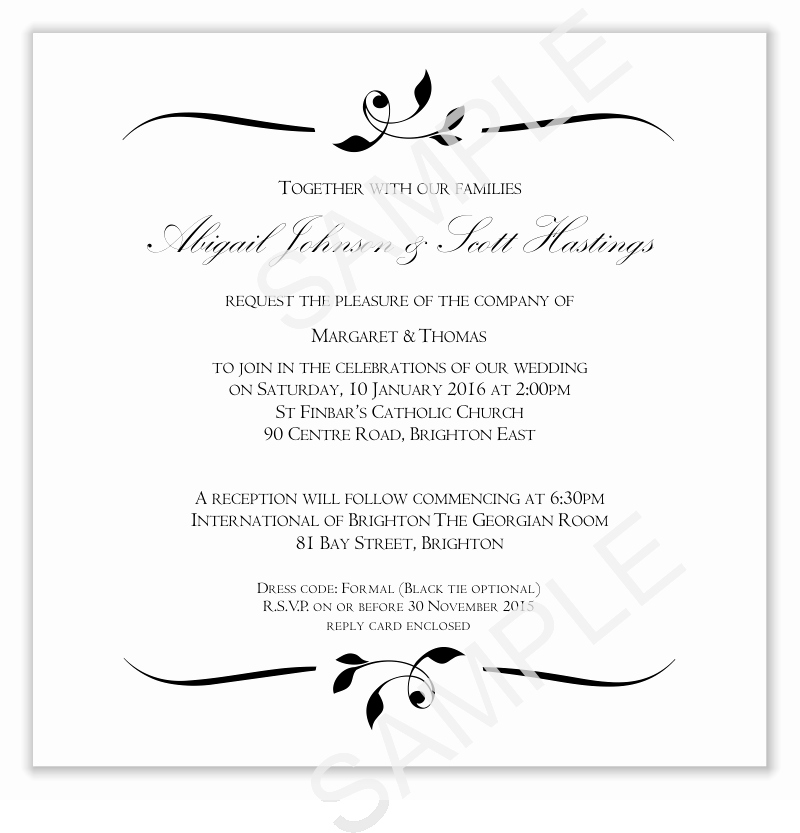 Wedding Direction Card Template Best Of Wedding Template Invitatio with Wedding Invitation