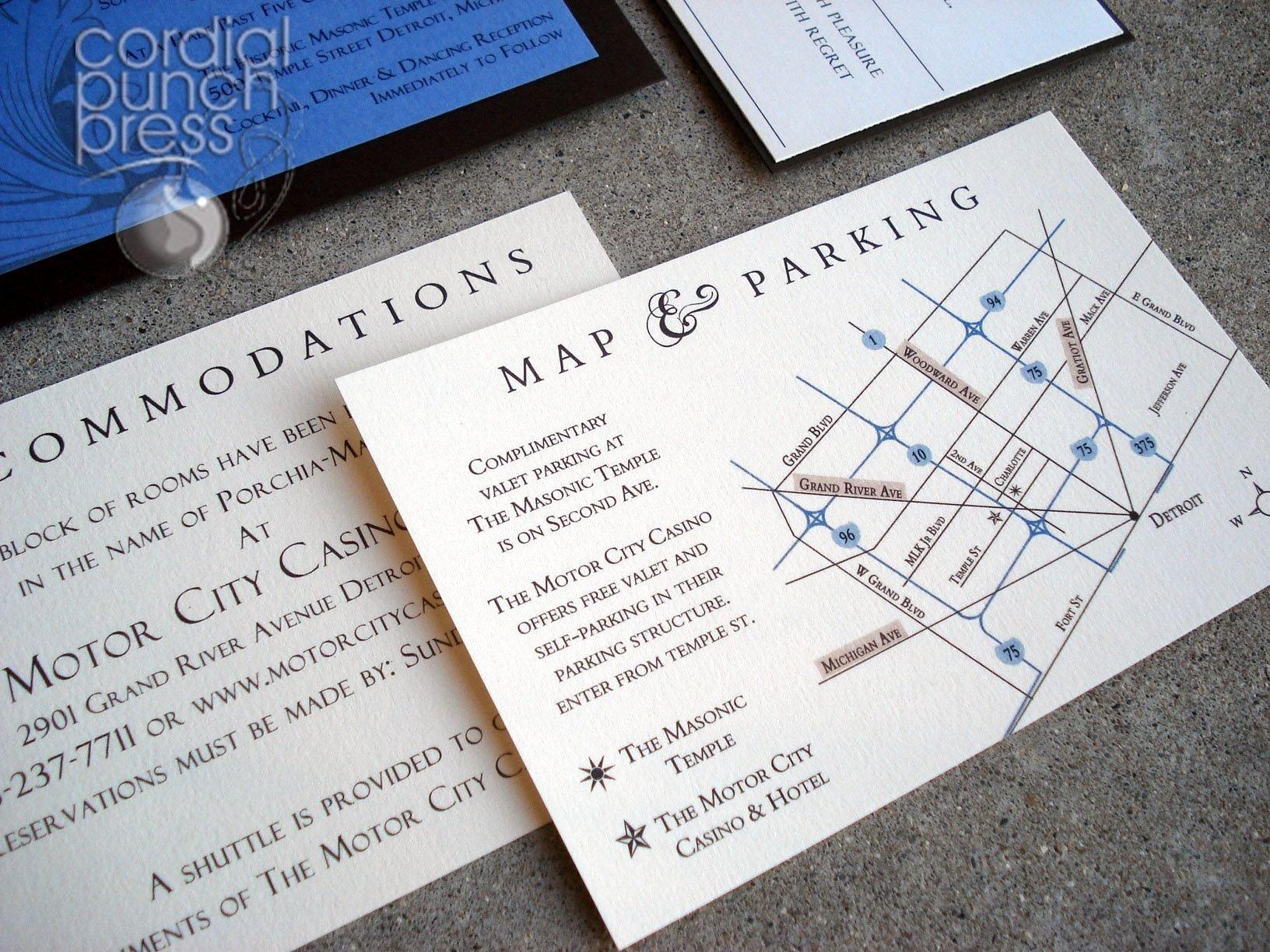 Wedding Direction Card Template Unique Unique Wedding Invite Directions Template Wedding Ideas
