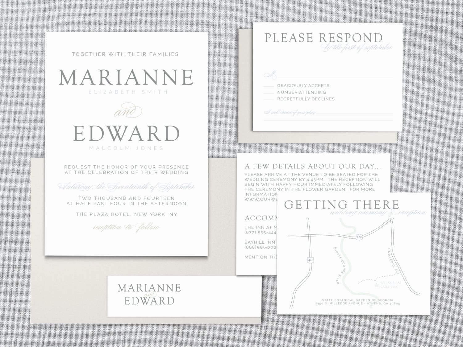Wedding Direction Cards Template Awesome Wedding Invitation Directions Card Wedding Invitations