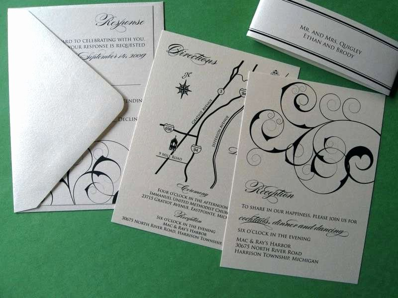 Wedding Direction Cards Template Fresh S Blog Wedding Invitation and Directions Card the theme