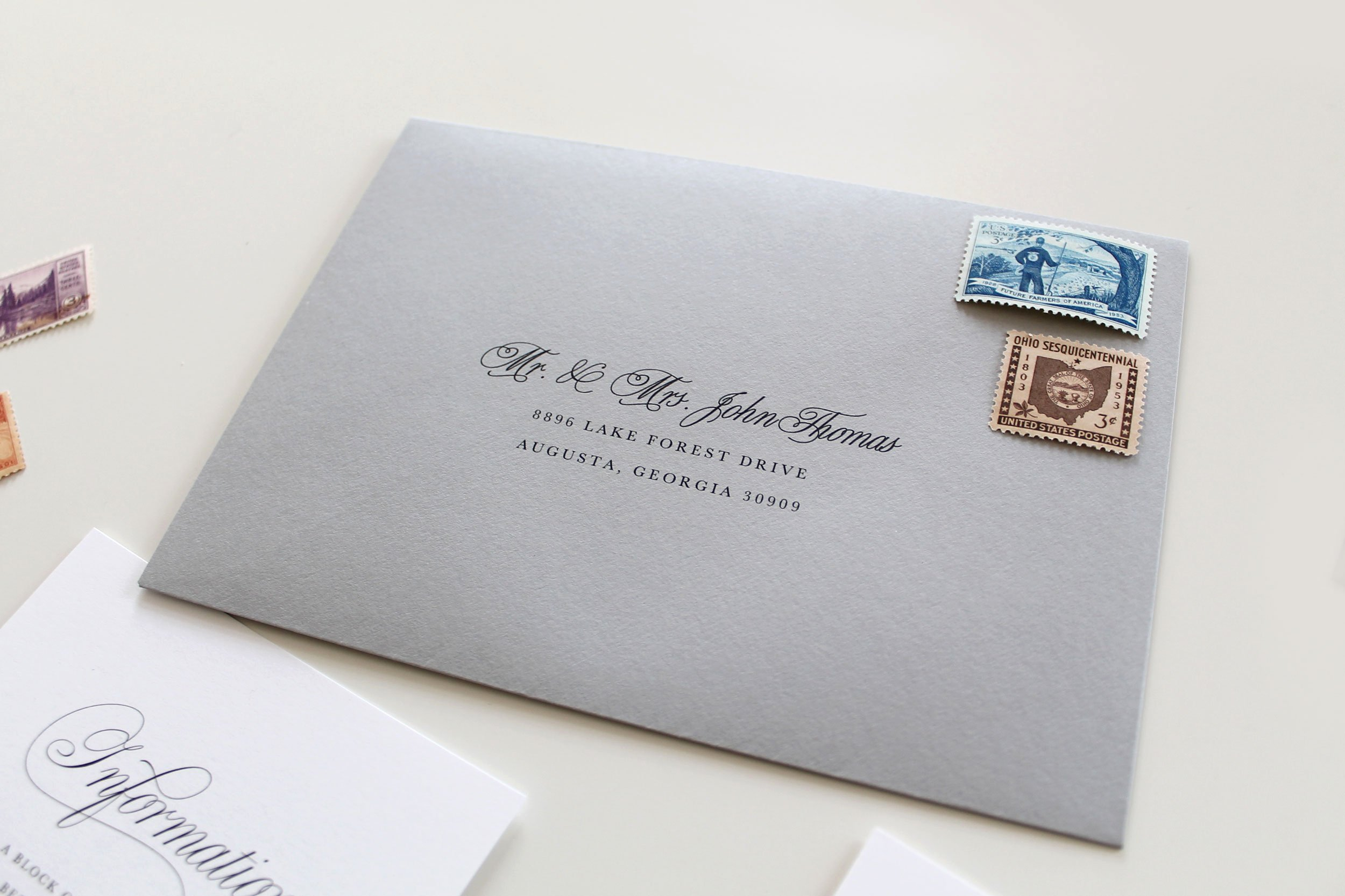 Wedding Envelope Printing Template Best Of Charlotte Wedding Invitations