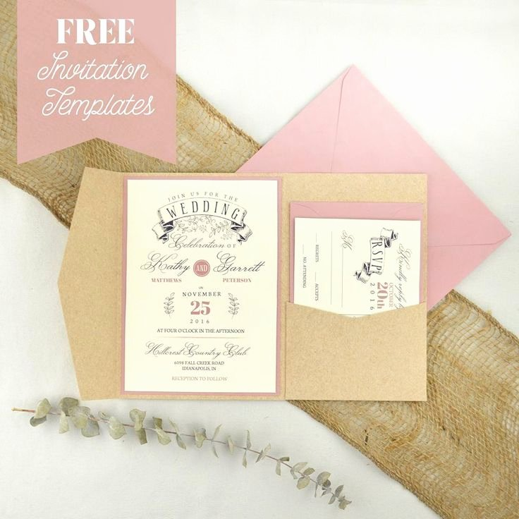 Wedding Envelope Printing Template Inspirational 25 Best Ideas About Invitation Cards On Pinterest