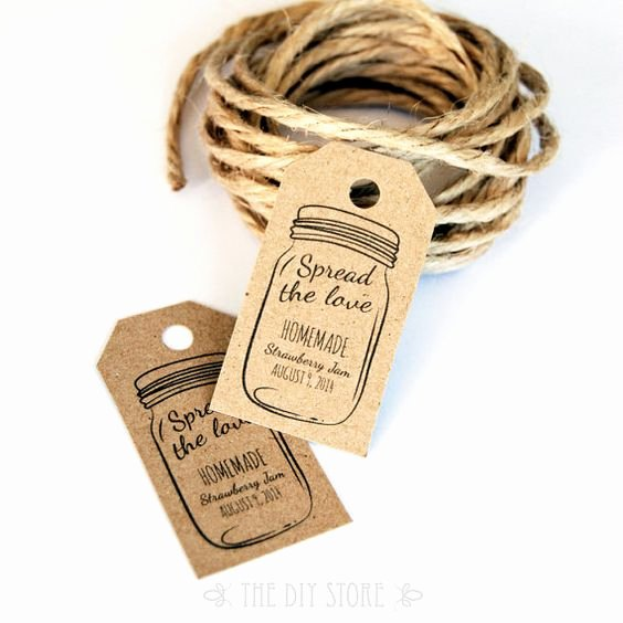 Wedding Favor Labels Template Awesome Spread the Love Wedding Favor Tag Template Small Hang