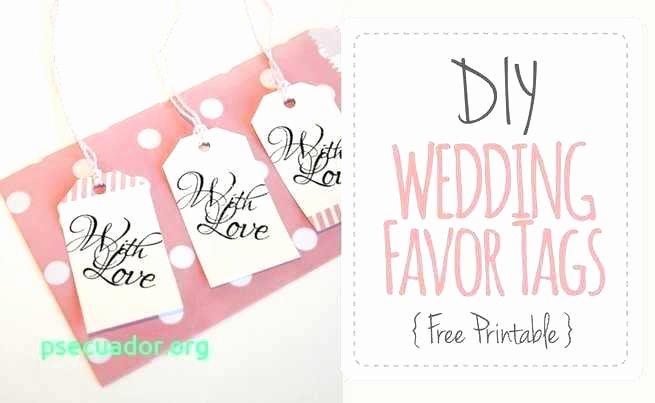 Wedding Favor Labels Template Lovely Editable Gift Tags Tag Template Favor Pool Party Labels