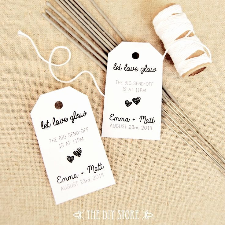Wedding Favor Tag Template Lovely Favor Tag Template Medium Two Small Hearts Wedding