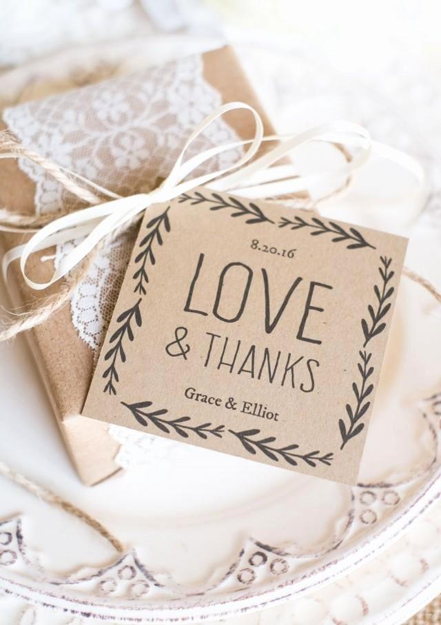 Wedding Favor Tag Template Unique Rustic Wedding Favor Tags Printable Favor Tag Template