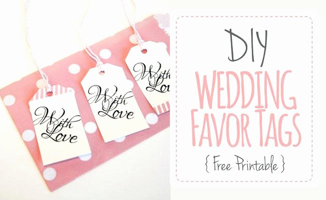 Wedding Favor Tags Template Beautiful Wedding Thank You Card Template Twenty First Century