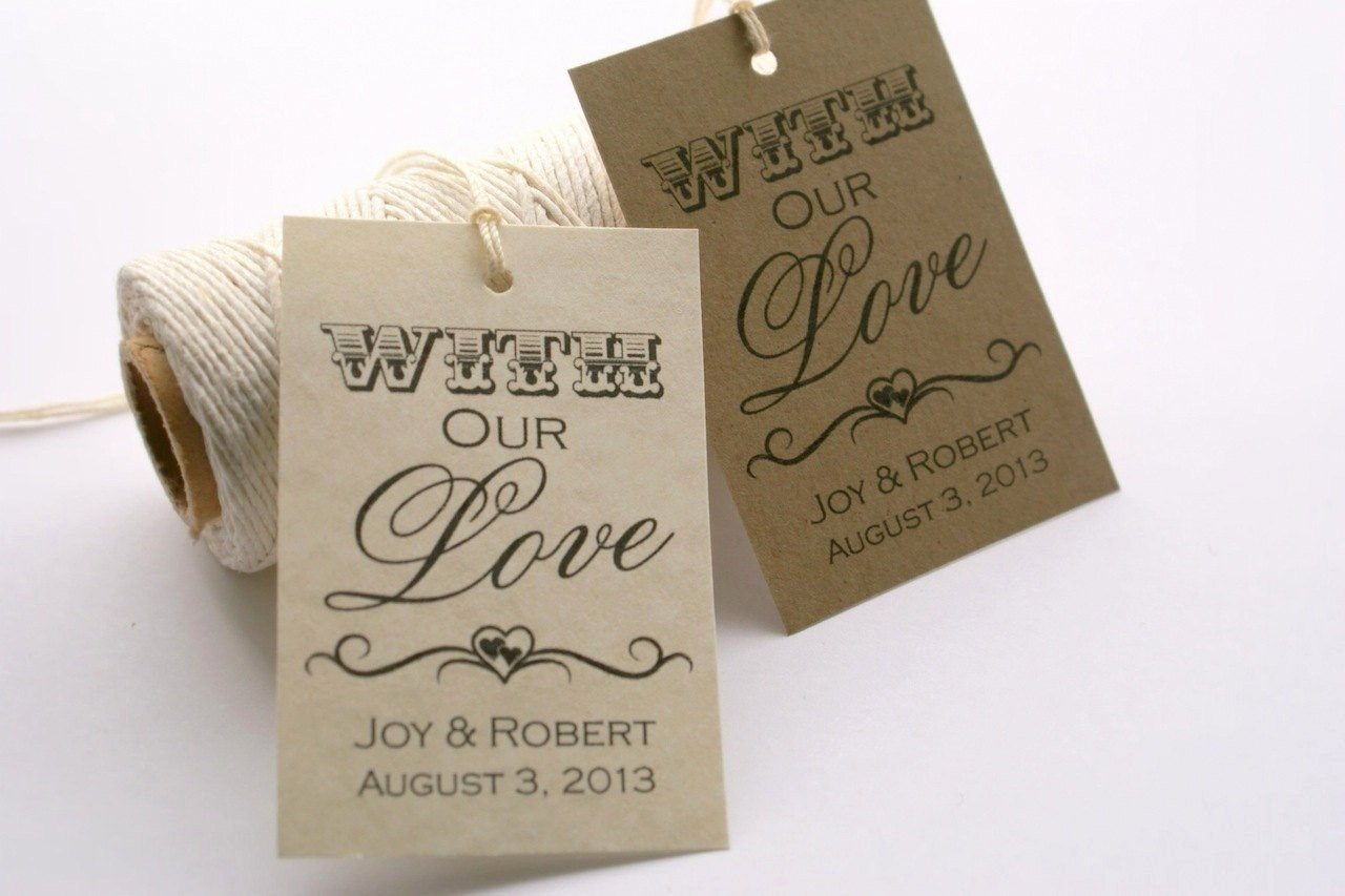 Wedding Favor Tags Template Fresh 9 Best Of Wedding Favor Tags Printable Template