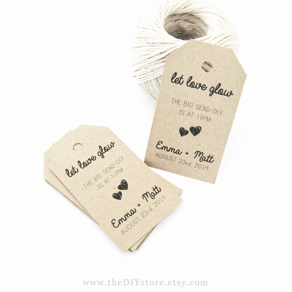 Wedding Favors Tags Template Awesome Chandeliers & Pendant Lights