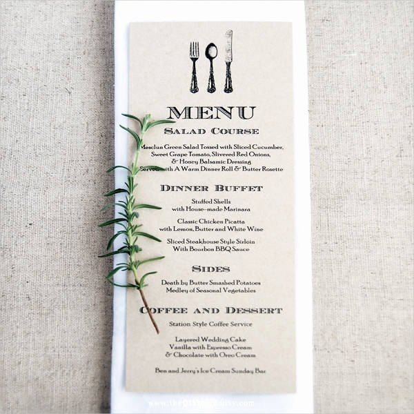 Wedding Menu Card Template Beautiful 10 Wedding Menu Cards Psd Eps Vector