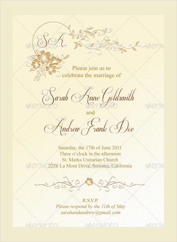 Wedding Menu Card Template Luxury 36 Wedding Menu Templates Ai Psd Google Docs Apple
