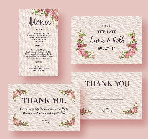 Wedding Menu Template Free Best Of 37 Wedding Menu Template – Free Sample Example format