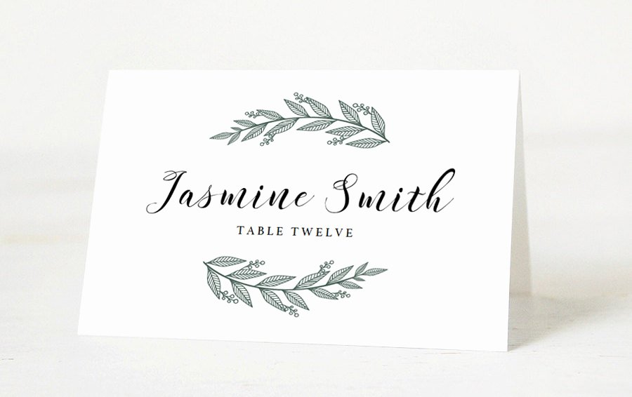 Wedding Name Card Template Luxury Editable Wedding Place Cards Template Printable Place Cards