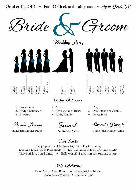 Wedding Party Lineup Template Luxury 240 Best Images About Wedding Ooh La La On Pinterest