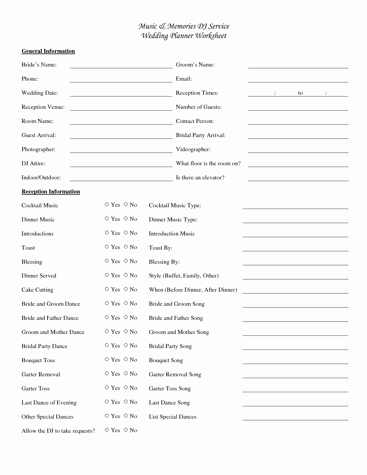 Wedding Party List Template Best Of Bridal Party List Template Portablegasgrillweber