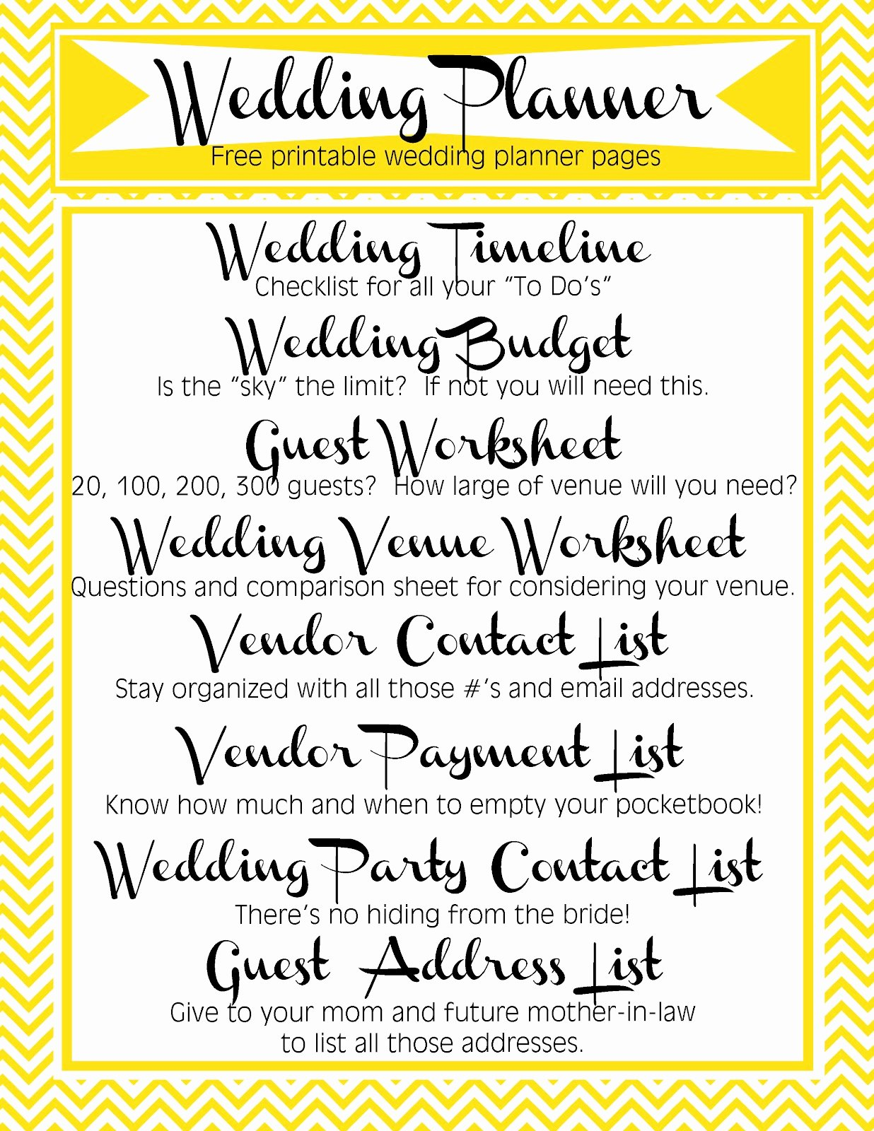 Wedding Party List Template Elegant Tro O Blogg the Yellow Wallpaper Quotes Marriage