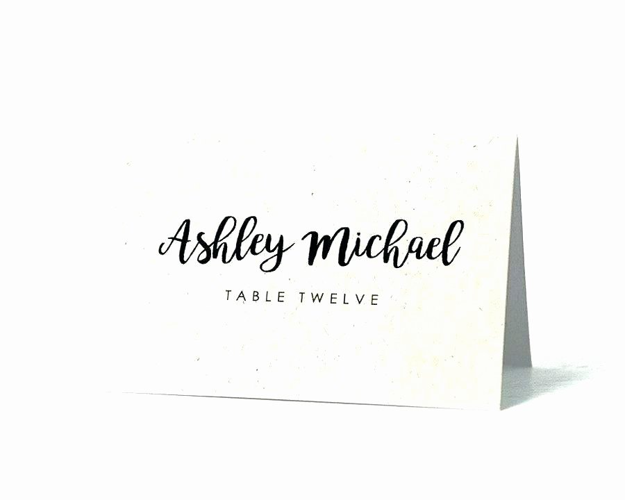 Wedding Place Cards Template Awesome Wedding Table Name Cards Mpla Place Printable Mplas Free