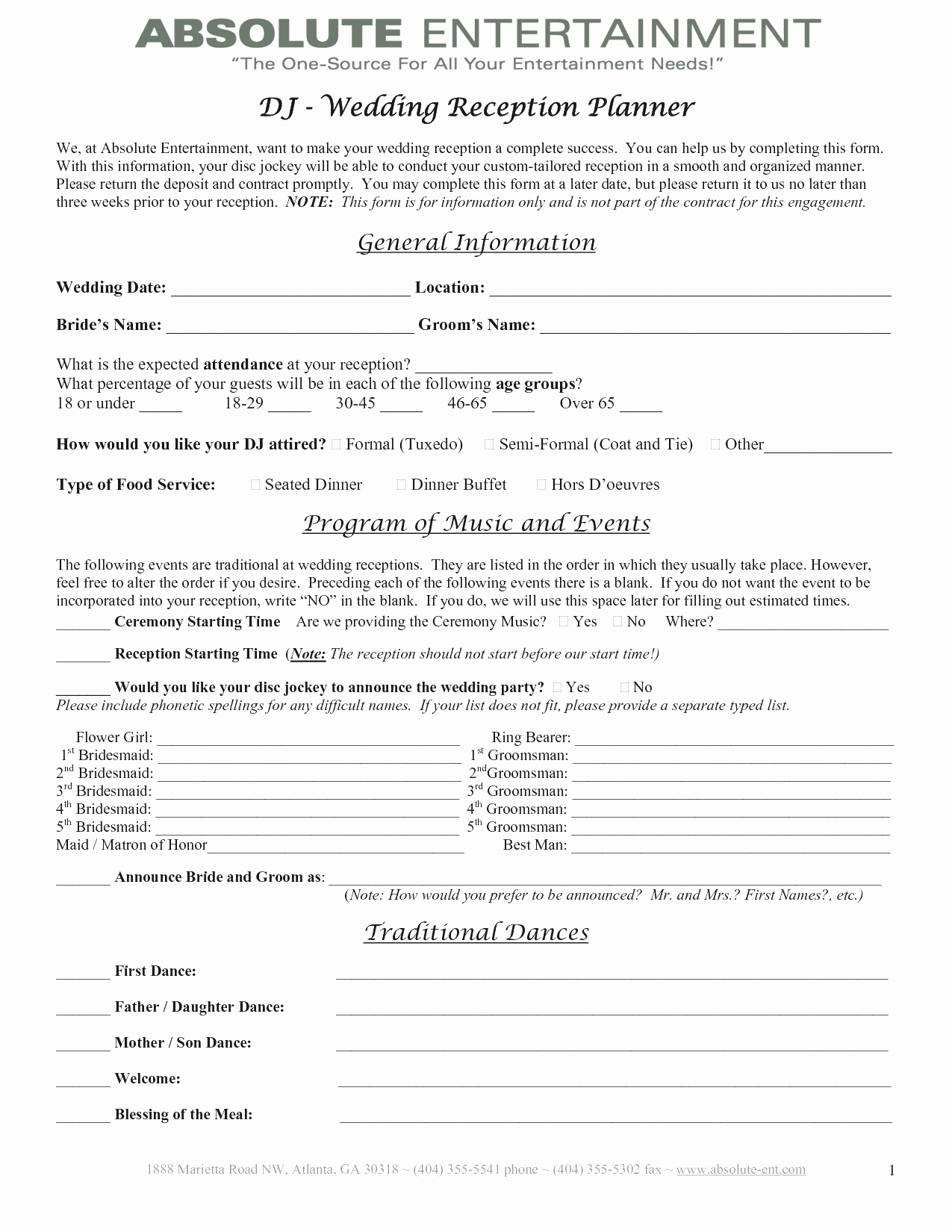 Wedding Planner Contract Template Beautiful Blank Contract Example Mughals