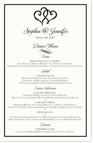 Wedding Reception Menu Template Best Of Catholic Products Documents and Designs