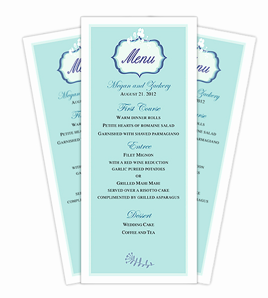 Wedding Reception Program Template Elegant Recession Brings Many Benefits for Brides to Be for