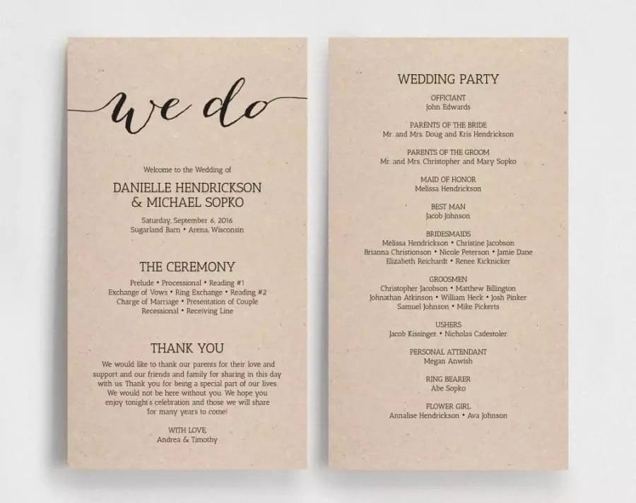 Wedding Reception Programme Template Awesome Nigerian Wedding Reception Program How to Plan It Naija Ng